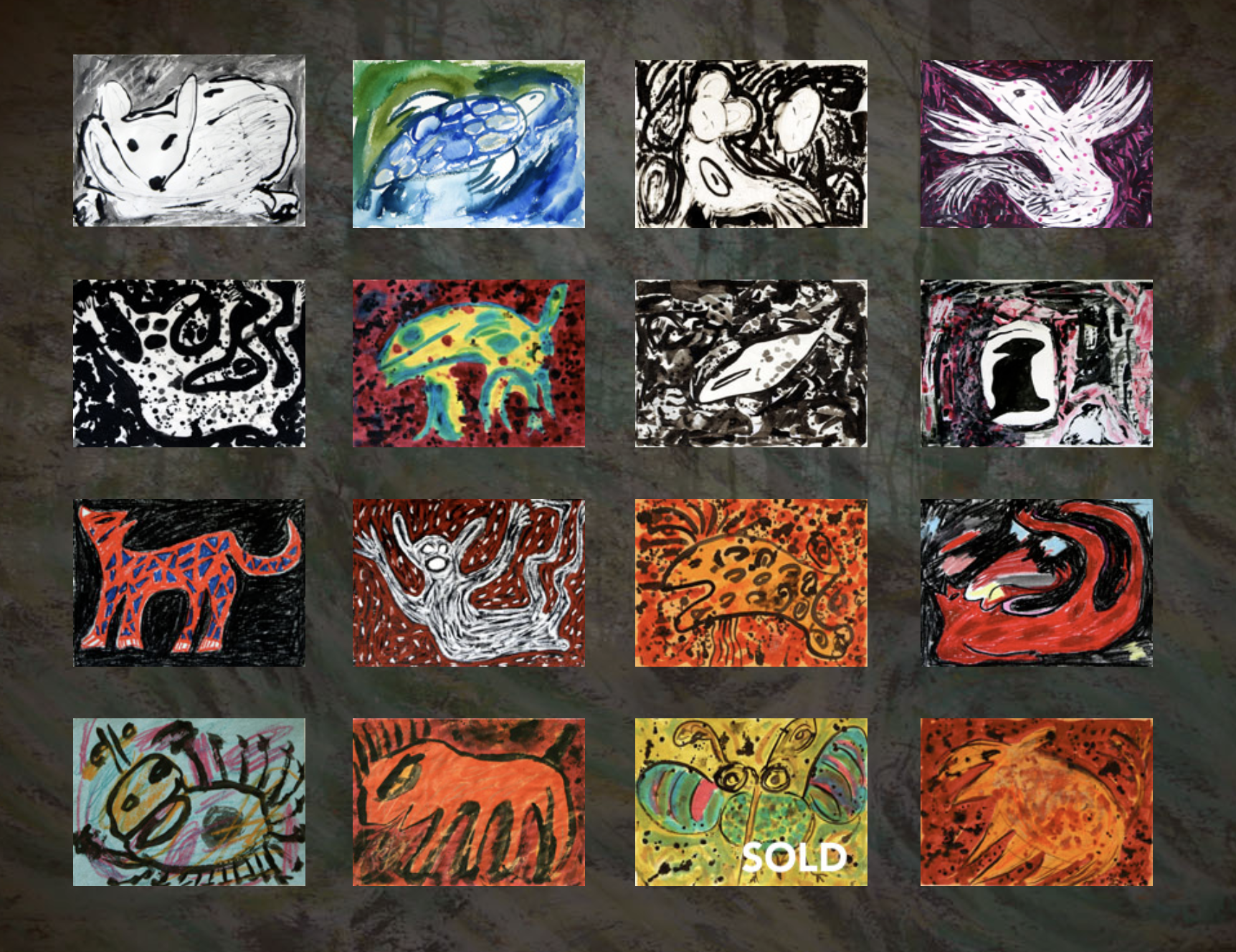 The Art That Saved The Animals