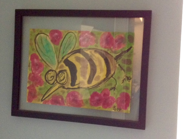 Janet Forbes: Bees